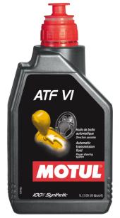 Motul Atf Vı 1 Litre Otomatik Şanzuman Yağı