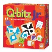 Orjinal Mindware Q Bitz Junior Eğitici Ahşap Oyuncak