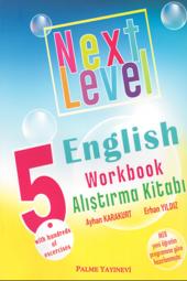 5. Sınıf Next Level Englısh Workbook Palme Kitabevi