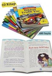2. Sınıf Okuma Kitapları Seti 10 Kitap 480 Sayfa...