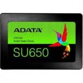 Adata Su650 3d Nand 2.5 Sata 3.0 Ssd Disk 240gb Asu650ss 240gt R