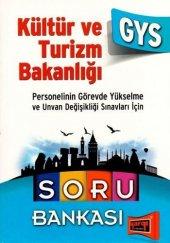 Yargı Gys Kültür Ve Turizm Bakanlığı Soru Bankası
