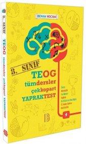 Benim Hocam Yayınları 8. Sınıf Teog Tüm Dersler Çek Kopart Yaprak Test