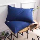 2li Yastık Kılıfı Blue Jean