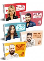 Benim Hocam Yayınları 2019 Kpss Gy Gk Video Ders Notları Seti