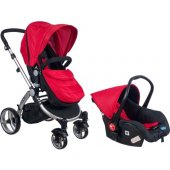 Maller Baby Valentina Travel Sistem Bebek Arabası ...