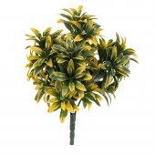 Zigzag Home Yapay Bitki Schefflera (Sarı) 30 Cm