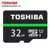 Toshiba 32gb Micro Sd Hafıza Kartı C10 U1 80mb S