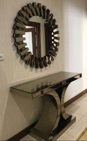 Aynalı Dresuar Ve Ayna Seti
