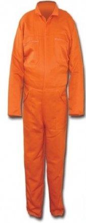 Tıbbi Atık Toplama Kıyafeti Tulum Ücretsiz Kargo
