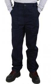 Iş Pantolonu Reflektörsüz Lacivert 16 12