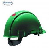 3m Peltor G 3000 Yeşil Güvenlik Bareti