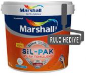Marshall Sil Pak Silinebilir İç Cephe Boyası 7,5 Lt 10 Kg