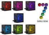 Everest Rampage Rgb 450a Real 400w 450w 12cm Rgb Led Fanlı