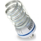 20 Watt 220 Volt Spiral Led Ampul Beyaz