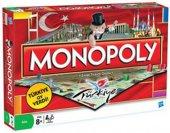 Hasbro Monopoly Türkiye Türkçe