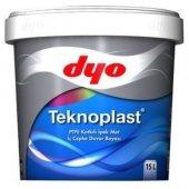 Dyo Teknoplast Ptfe Katkılı İç Cephe Boyası 2,5 Lt 3,5 Kg