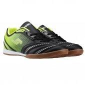 Jump 20365 Siyah Neon Sarı Futsal Voleybol Hentbol Erkek Ayakkabı