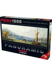 Anatolian Boğazdaki Gemiler 1000 Parça Puzzle