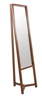 Ayna, Boy Aynası, Ahşap Boy Aynası Ceviz Trz 18