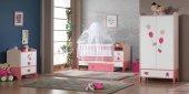 Bebek Odası, Siro Bebek Odası Takımı (Pembe)