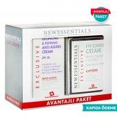 Göz Çevresi Ve Kırışıklık Karşıtı(Anti Aging) Kremi 2li Avantaj Paket