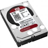 6 Tb 3.5 Wd Sata3 64mb Red (Nas) Wd60efrx