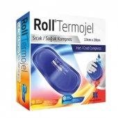 Roll Termojel Sıcak Ve Soğuk Kompres Kumaşlı 13x28 Cm