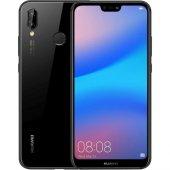 Huawei P20 Lite 64 Gb Siyah Renk Akıllı Telefon