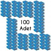 Sembol 102 Plastik Çekmeceli Kutu (100' Lü Pak...