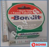 Bondit Tamir Takviye Bantı, Bandı, Bant, Duct Tape 48 Mm X 10 Metre