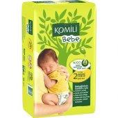 Komili Bebe Bebek Bezi 2 Beden 116 Adet