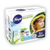 Sleepy Natural Külot Bez 5+ Numara Junior Plus (13 20 Kg) 22 Adet