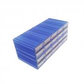Sembol 300 Plastik Çekmeceli Kutu 4,6x11,7x2,4 Cm (20 Çekmeceli)