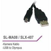 S Link Slx 407 Usb 1.5m Kamera Kablosu