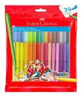 Faber Castell Fiesta Keçeli Kalem Seti 30 Renk