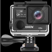 Eken H6s Sports Aksiyon Kamerası Eıs 4k Wifi 2 Yıl Resmi Türkiye Distribütörü