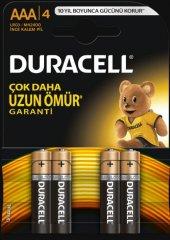 Duracell Alkalin Aaa Kalem Pil 4lü Paket