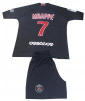 Paris Mbappe Çocuk Forma Ve Şort