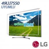 Lg 49uj7550 Tv Ekran Koruyucu Ekran Koruma Camı Etiasglass