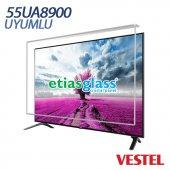 Vestel 55ua8900 Tv Ekran Koruyucu Ekran Koruma Camı Etiasglass
