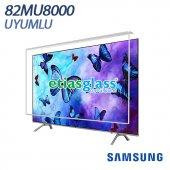 Samsung 82mu8000 Tv Ekran Koruyucu Ekran Koruma Camı Etiasglass