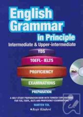English Grammar İn Principle İntermediate Upper İntermediate