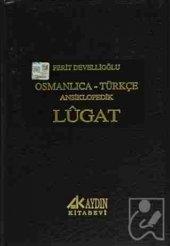 Osmanlıca Türkçe Ansiklopedik Lugat (2 Farklı Renk Seçeneğiyle)