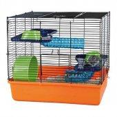 Trixie Hamster Tam Donanımlı Kafesi 40x38x30cm