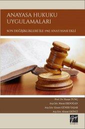 Anayasa Hukuku Uygulamaları Gazi Kitabevi