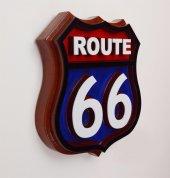 Route 66 Maun Tabela (Pleksili)