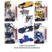 Transformers 5 Mini Figür Karekter Dönüşebilen Robot Araba