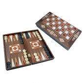 Polyester Sedef Tavla Aile Kutu Oyunları Elenceli Oyuncak