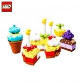 Lego Duplo Celebration1.5 Yaş Pasta Yapma Seti Eğitici Zeka Geliş